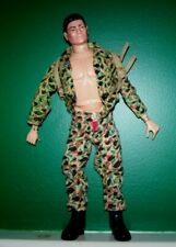 Vintage 1964 G. I. Joe Army & Commando with Accessories & Other Outfits