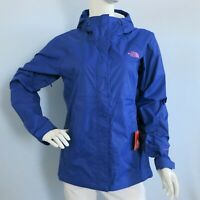 THE NORTH FACE Venture Women's Rain Jacket Inauguration Blue MSRP $99