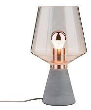 Paulmann Tischleuchte Neordic Yorik 1-flammig Tischlampe Nachttischlampe Lampe
