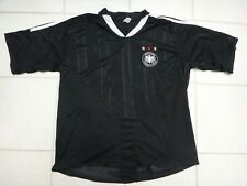 Vintage Germany Deutscher Fussball-Bund 2003-05 Jersey~Size Men's L~VGC