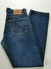 Used Levi's 501 Men's button-fly Jeans, W 30 L 31