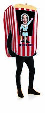 Punch and Judy Booth Costume Female Puppet   Adult Circus Carnival Fancy Dress