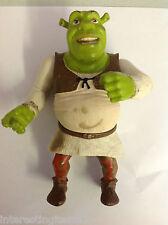 2004 Hasbro Shrek 2 Slammin' Arm Swamp Gas Shrek Figure Only! See Pics!