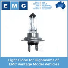 Light Globe (H7 12V 35W) for Highbeams of EMC Vantage Model Vehicles