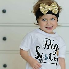 Baby Girl Headband - Sequin Bow Headband - Black & Gold Headwrap - US Seller
