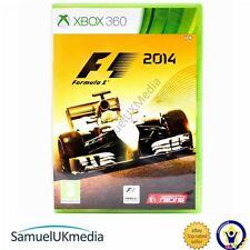 F1 2014 (Microsoft Xbox 360) **GREAT CONDITION**