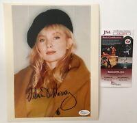Rebecca De Mornay Signed Autographed 8x10 Photo JSA Certified