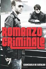 Romanzo Criminale by Giancarlo De Cataldo | Paperback Book | 9780857893727 | NEW