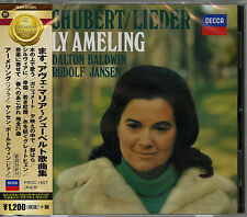 AMELING (SOPRANO), BALDWIN (PF)-DIE FORELLE, AVE MARIA, ET AL.-JAPAN CD C15
