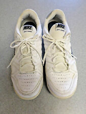 "Nike ""City Court"" white leather tennis shoes Men's 13 (eur 47.5)"