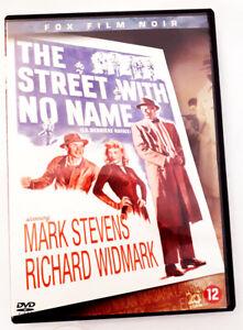 La dernière rafale - Richard WIDMARK - dvd très bon état