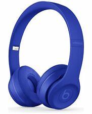 Beats by Dre Solo 3 On-Ear Wireless Bluetooth Headphones - Break Blue