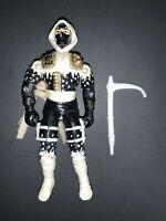 G.I. Joe ARAH 1992 STORM SHADOW Action Figure 99% Complete!! Broken Pelvis