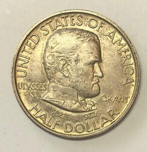 Ulysses S. Grant Half Dollar 1922