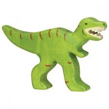 Holztiger 80331 Tyrannosaurus Rex Holzfigur bemalt