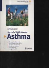 (a61767)   Schmoller Asthma Der große Ratgeber - Asthma, Stuttgart, Thieme