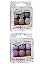 Candy Girl Eye Shadow Compact x 2 - 6 Shades in Each - Brand New