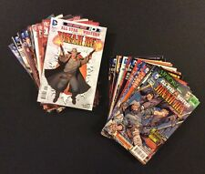 ALL STAR WESTERN Featuring JONAH HEX #0 - 34 Comic Books DC New 52 COMPLETE NM