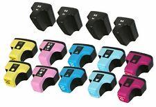 14Pk 02 Ink Cartridge For HP Photosmart 8230 C5180 C6180 C7180 C6280 C7280