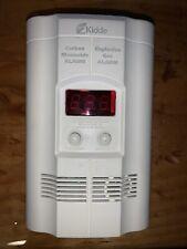 Kidde KN-COEG-3 Explosive Gas Alarm Carbon Monoxide Alarm Detector