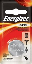 1 pc Energizer ECR2430 CR 2430 CR2430 3v Battery