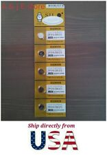 5pc Seiko Seizaiken 373 SR916SW Silver Oxide Watch Battery 1.55V - SHIP FROM USA