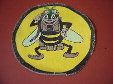 WWII USAAF DISNEY BEE 317 TH TECHNICAL SCHOOL SQDN   FLIGHT JACKET PATCH