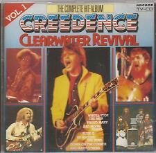 Creedence Clearwater Revival - Vol. 1 hit album
