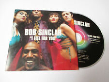 Bob Sinclar - I feel for you - cd single 2000