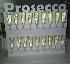 Y245 Prosecco Stand Champagne Wine Drinks Wall Birthday Party Wedding POST BOX