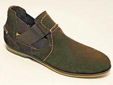Camel Active Schuhe Oil Velour Slipper  Größe 42 (UK 8) Braun Chelsea Boots