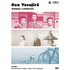 Box *** OZU - Autunno e Primavera - Vol. 1 (3 Dvd) *** sigillato