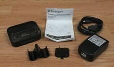Kensington (M01115) Black Charger and Sync Dock with Wall Adaptor for iPhone 4