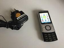 Nokia  6700 slide - Silber (ohne Simlock) gut erhalten !!!