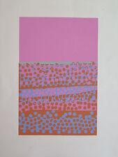 Josef Albers Original Silkscreen Folder XVIII-13/Right Interaction of Color 1963