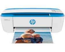 HP DeskJet 3720 All-in-One-Drucker - Stahlblau (J9V93B#BAW)