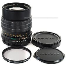 Mamiya-Sekor C 150mm f3.5 N for Mamiya 645 SUPER 645 PRO TL M645 1000s (22203)