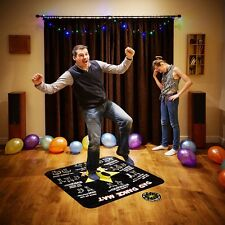 DAD DANCE MAT - FUNNY GROOVY DANCING FLOOR GAME FOR DADS