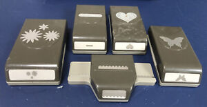 stampin up  punches