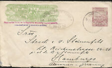 M) 1895, MEXICO,EXPRESS WELLS FARGO Y CIA, POSTAL STATIONARY, RATES REDUCED AND