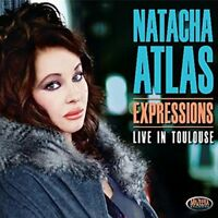 Natacha Atlas - Expressions - Live In Toulouse [CD]