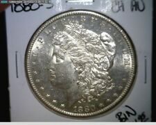 1880 S Morgan Silver Dollar - 90% Silver - CHOICE AU