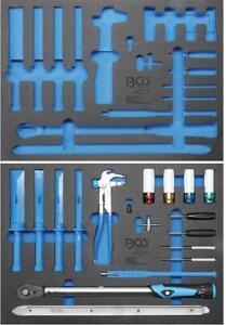 BGS Werkstattwagen 151 tlg 4 Schubladen 4086 KFZ Auto Werkzeug Set