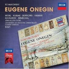 EUGENE ONEGIN 2 CD NEU TSCHAIKOWSKY,PETER ILJITSCH