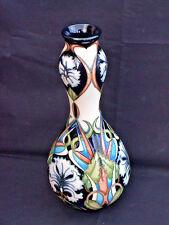Moorcroft Centaurea Vase Shape 70/9. Rachel Bishop 2004/2005. Ltd Ed. Perfect