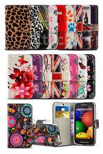Huawei P8 Lite - Trending Printed Pattern Wallet Case Cover