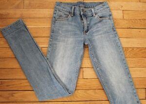 CHEAP MONDAY Jeans pour Femme W 28 - L 34 Taille Fr 38  (Réf #Y057)