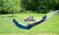 Handsome Man Brands Plus Size Adult Hammock Sleeping Bed Swing [Holds 450LB]