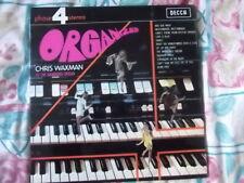LP- Organized-phase 4 stereo-Chris waxman LP