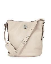 NWT Marc By Marc Jacobs C Lock Beige Leather Bucket Shoulder Bag ($448)